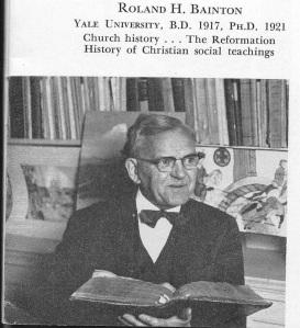 羅倫培登(Roland Herbert Bainton, 1894-1984)