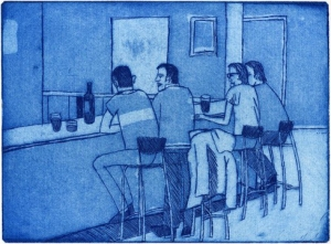 Damian Henry, Bar Talk, 2007