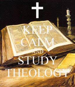 (圖片來源:http://www.keepcalm-o-matic.co.uk/p/keep-calm-and-study-theology-8/)