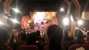 作者攝自藝發局舉辦的香港藝術發展獎頒獎禮