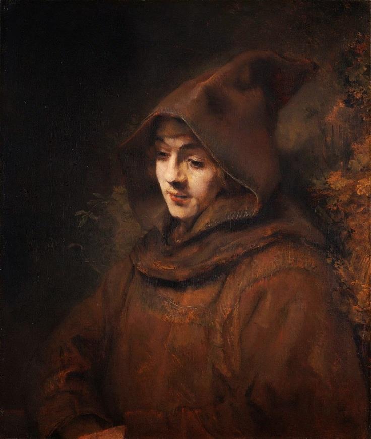 monk -Rembrandt_Harmensz._van_Rijn_103